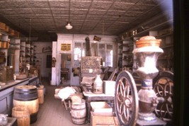 old country store 35mm  slide - $1.00
