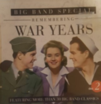 Big Band Special - Remembering War Years - Disc 2 - Cd  image 1