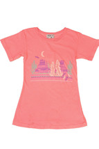 Wildfox Kid's Girls Short Sleeve Top Multi Size 10 RRP 30£ BCF712 - $13.85