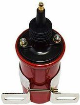 Chrysler Dodge Mopar BB R2R Distributor 413 426 440 8mm Spark Plug 45K Volt Coil image 5