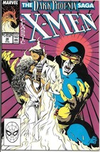 Classic X-Men Comic Book #38 Marvel Comics 1989 VERY FINE- NEW UNREAD - $1.99