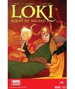 Loki Agent of Asgard #3 [Comic] [Jan 01, 2014] ... - $3.24