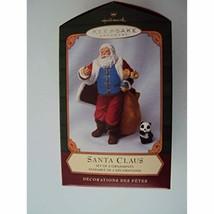Hallmark Keepsake Ornament Santa Claus - $14.80