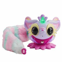 WowWee Pixie Belles - Layla (Purple) - Interactive Enchanted Animal Toy - $34.99