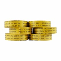 "6 rolls 3/4"" ATG Adhesive Transfer Tape (Fits 3M Gun) Photo Crafts Scrap... - $27.71"