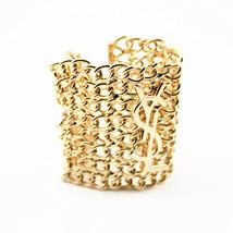 Fashion Women Bracelet vintage Gold Dollars Arm - $30.33