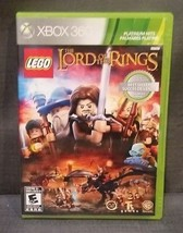 LEGO The Lord of the Rings (Microsoft Xbox 360, 2012) Video Game - $9.90