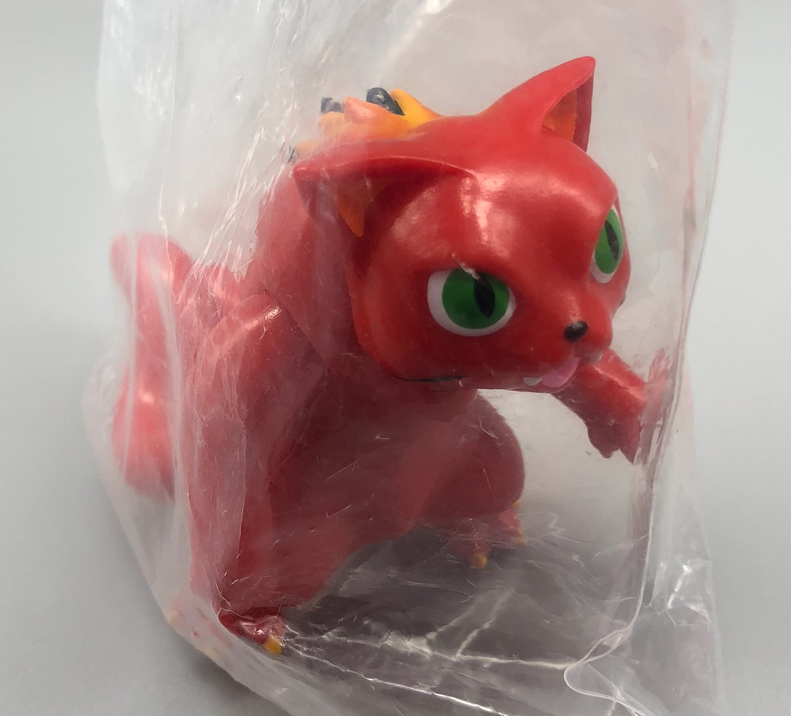 Max Toy Red Limited Nyagira Mint in Bag
