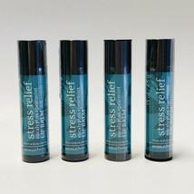 4 Bath & Body Works Aromatherapy Stress Relief Eucalyptus Spearmint Lip Balm New - $27.67