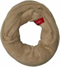 Calvin Klein Women's Basic Warp Knit Loop Scarf (Heathered Almond) - $29.58