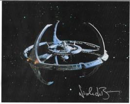 Nicole de Boer as Ezri Dax on Star Trek Deep Space Nine TV Autograph Photo Card - $19.24