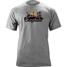 Retro Florida Everglades National Park 80's T-shirt image 3