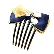 Hair Clips Set of 2 Fashion Charm Lady Hair Combs Pins Girl Hair Decorations