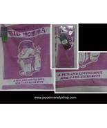 Big Momma Purple Golf Towel Heroes & Villains NWT Velour Terry Carabinee... - $9.99