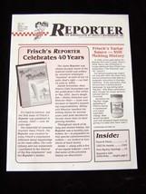 Frisch's Big Boy Reporter Employee Magazine Winter 1993 - $19.99