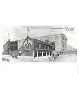 CLEVELAND BASEBALL LEAGUE PARK 8X10 PHOTO MLB PICTURE B/W WIDE BORDER - €3,39 EUR