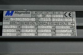 Magnetek 9-391393-60 Electric Motor New image 3