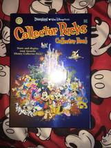 Disney collector packs collector book  - $8.99