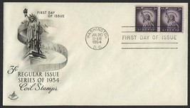 #1057 3c Statue of Liberty, Art Craft-Addressed FDC **ANY 4=FREE SHIPPING** - $1.00