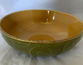 "Pfaltzgraff Passage Serving Vegetable Pasta Bowl 9"" Microwave Dishwasher... - $18.69"