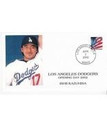 LOS ANGELES DODGERS OPENING DAY ISHII KAZUHISA LOS ANGELES CA APR 2 2002 - $1.98