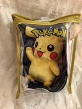 Pikachu Pokemon TOMY 20th Anniversary Plush #25 Official  - $29.95
