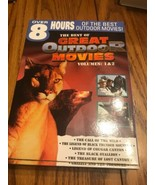The Best of Great Outdoor Movies, Vol. 1 & 2 DVD Ships N 24h - $48.98