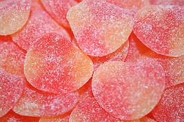 Haribo Gummi Peaches, 5LBS - $32.80