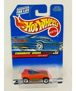 Hot Wheels Terrorific Cat-A-Pult 1998 Number 978 Die Cast Car 21326 - $5.93