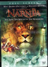 Chronicles of Narnia: Lion Witch & Wardrobe DVD - $6.50