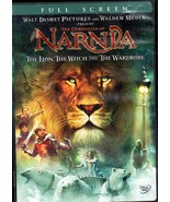 Chronicles of Narnia: Lion Witch & Wardrobe DVD - $4.95