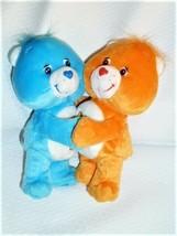 Care Bears Cuddle Pairs Champ Laugh a Lot Plush Toy TCFC  Play Along Blu... - $22.76