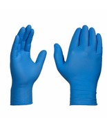 100pcs Disposable Gloves Nitrile Powder Free Non Vinyl Latex Sterile Large - $26.68