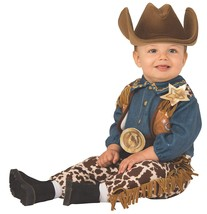 Little Cowboy Wild West Sheriff Outlaw Fancy Dress Halloween Baby Child ... - $21.99