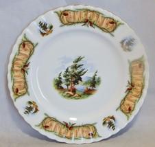 Royal Albert England Knotty Pine Salad Plate - $20.79