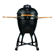 Charcoal Grill 10 lb. Fuel Capacity Removable Ash Catcher Stainless Blac... - $733.95