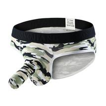 #449 Wholesale 3pcs Men's Cotton blend Camouflage Physiological underpants  - $24.99