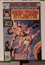 Man From Atlantis #4 may 1978 - $7.48