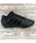 Adidas Nemeziz 18.2 Mens FG Soccer Cleats Black Size 13 - $39.55