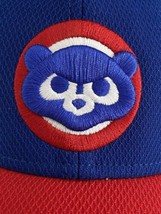 Chicago Cubs New Era 39THIRTY Cooperstown Collection Fitted Hat Size M/L - $34.99