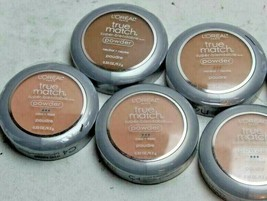 B1 G1 AT 10% OFF (Add 2 To Cart) Loreal True Match Super Blendable Powde... - $5.69+