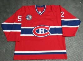 2002-03 Craig Rivet Montreal Canadiens HOF Game Used Worn KOHO NHL Hocke... - $833.49