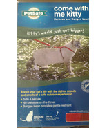 PetSafe Large Cat Harness Bungee Leash come with me kitty - $7.00