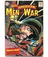 ALL AMERICAN MEN OF WAR #42 EASY CO STORY BY KUBERT--- VG - $107.19