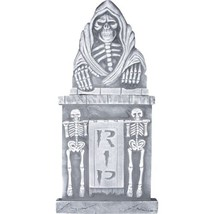 "Tombstone 36"" Halloween Decoration  - $37.80"