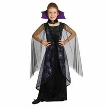 New Girls Totally Ghoul Wicked Bat Girl Costume Halloween Dress Up L - $21.00