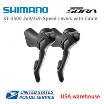 Shimano SORA ST-3500 Shift Brake Lever Left 2 Speed With Cable