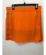 Ralph Lauren RLX Golf Women's Solid Skirt/Skort Orange/Navy Size L NWT - $30.58