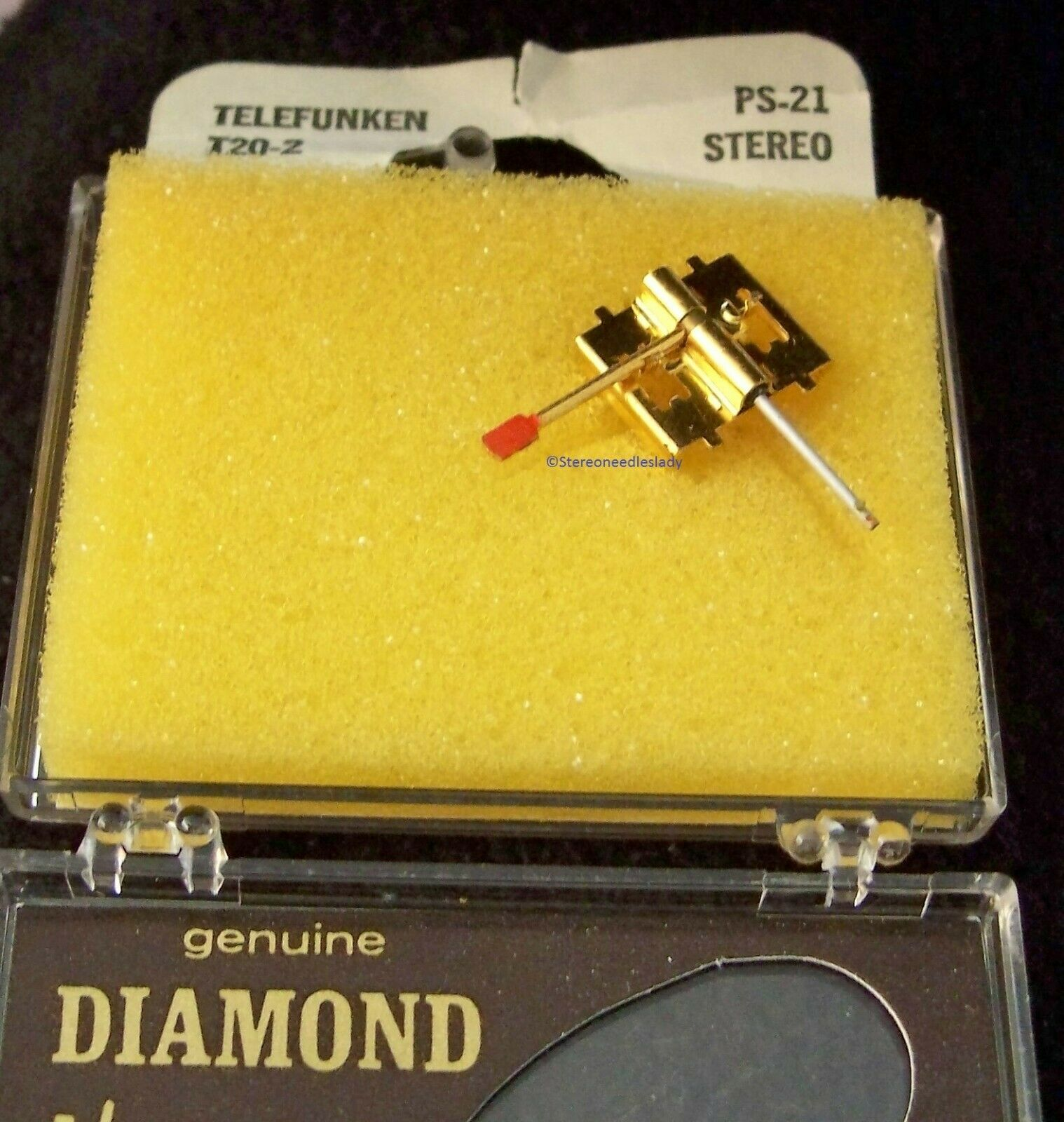 841-DS73 RECORD PLAYER NEEDLE for Telefunken A20/2 A22/2 A22/DS A20/DS T-20 T-22