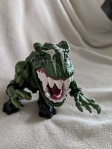 Vintage 1996 Street Sharks Extreme Dinosaurs Tribal T-Bone War Paint Figure - $14.84